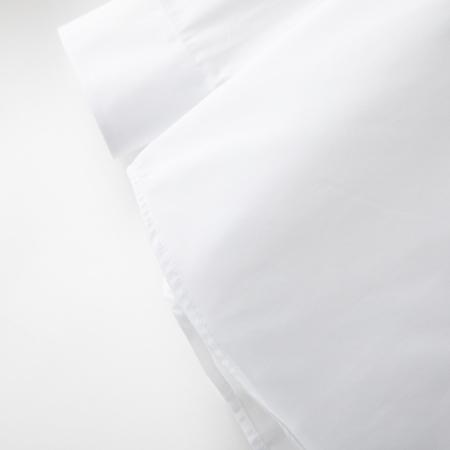 男士白色衬衫长袖秋季新款