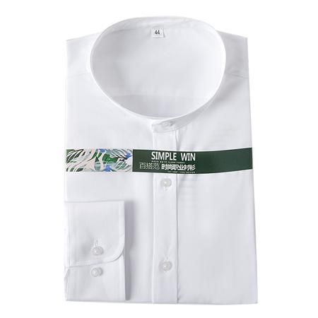 职业白衬衫女长袖休闲工作服