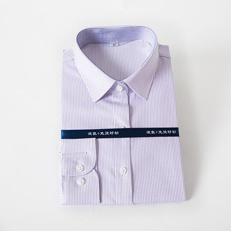 正装衬衫女长袖职业衬衣