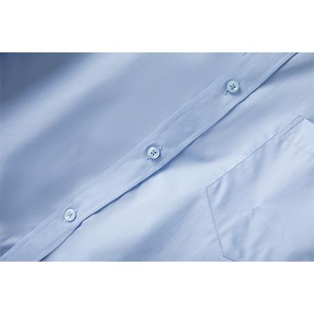 衬衫男长袖正装衬衣修身百搭