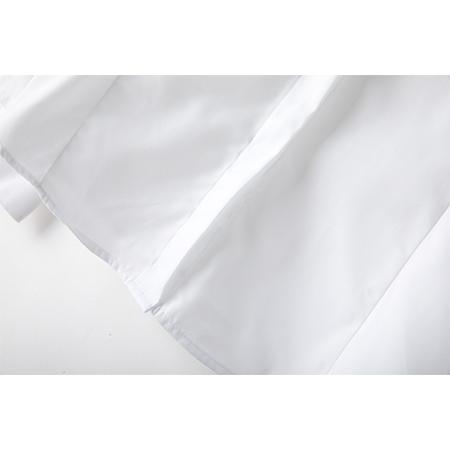 衬衫女长袖正装免烫女士纯色衬衣