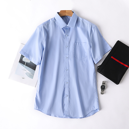 你知道衬衫用什么面料定做好呢?