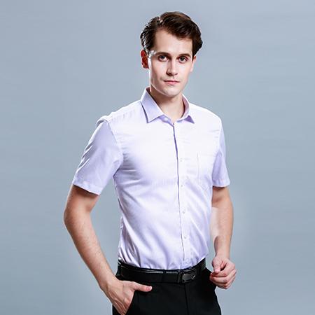 工服定制——男士衬衫