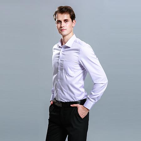 你知道怎么选衬衫吗?北京衬衫定制工服美告诉你