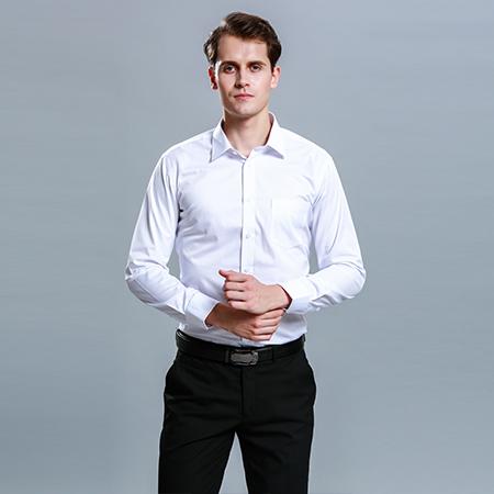 定制纯棉衬衫优缺点及洗涤时注意些什么-商务衬衫订制