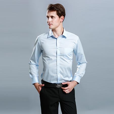 衬衣面料应该如何选择-商务休闲衬衫