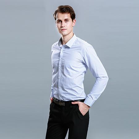 那些布料适合做工作服衬衫-职业衬衫定制