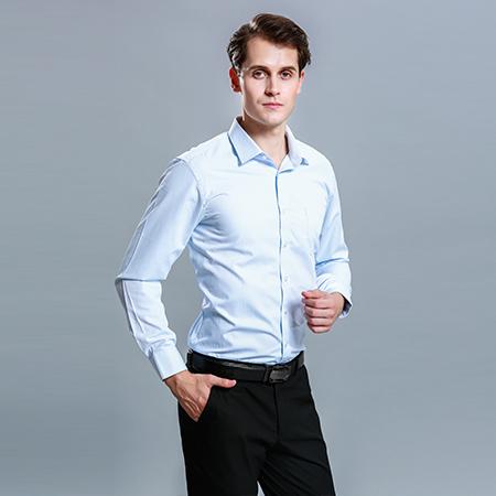 定制西装怎能少了定制衬衫-男士衬衫定制
