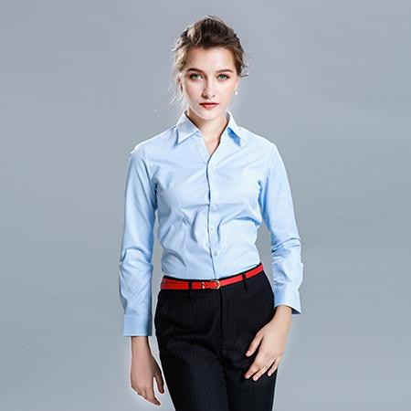 职场女性穿着衬衫的误区-女士衬衫定制