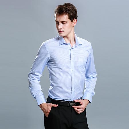 长袖衬衣发黄了怎么洗-长袖衬衫定制
